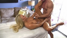 Amazing Sex After Massage
